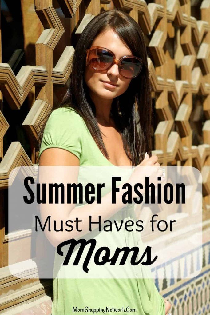 summer fashion for moms