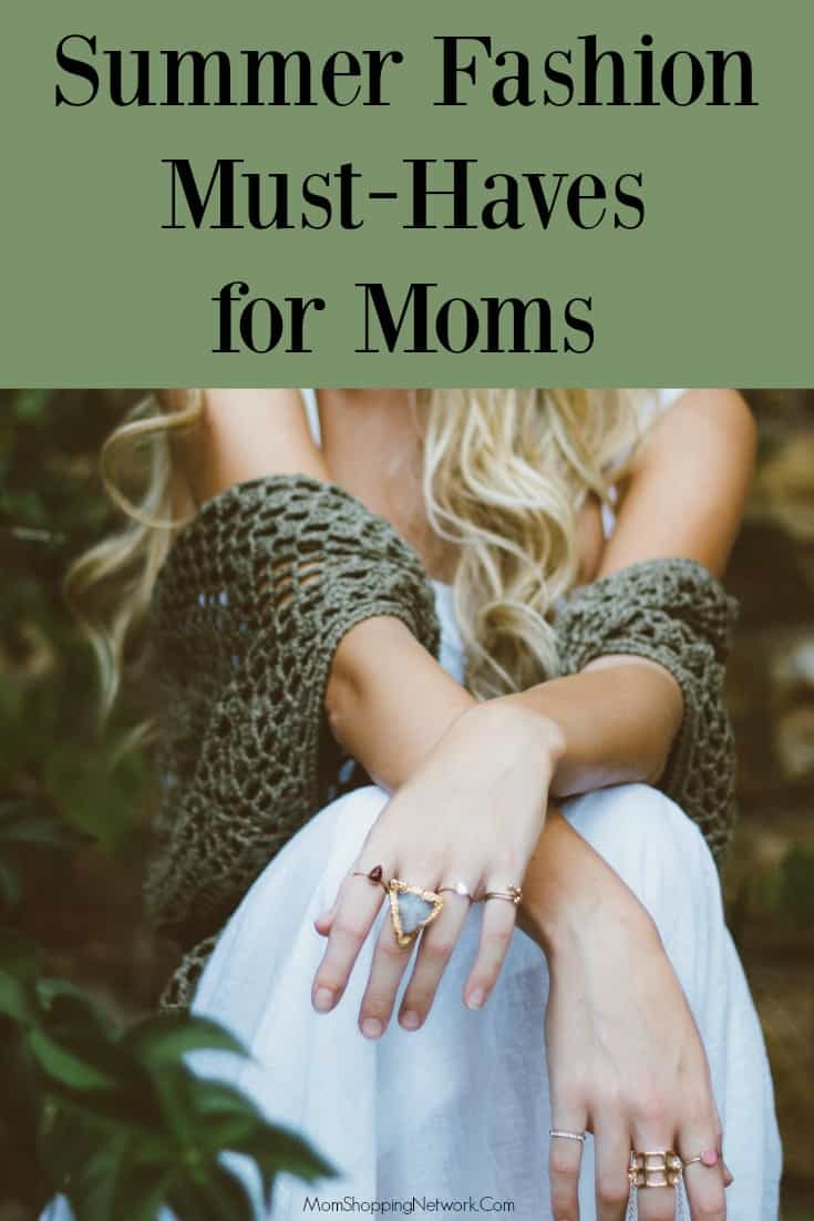 summer fashion must haves for moms the mom shopping network. Black Bedroom Furniture Sets. Home Design Ideas