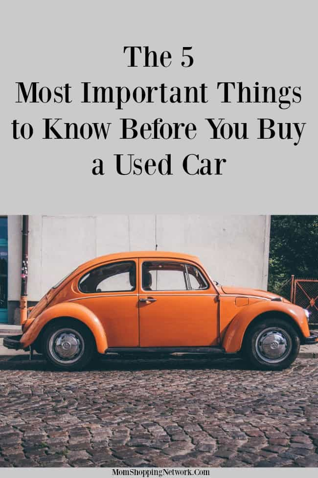 Reedman Toll Auto World >> The 5 Most Important Things to Know Before You Buy a Used ...
