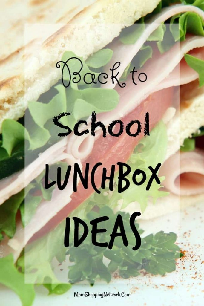 These back to school lunchbox ideas will have you packing lunches like a boss in no time! Back to school|Lunchbox Ideas|Lunchbox|What to pack for lunch