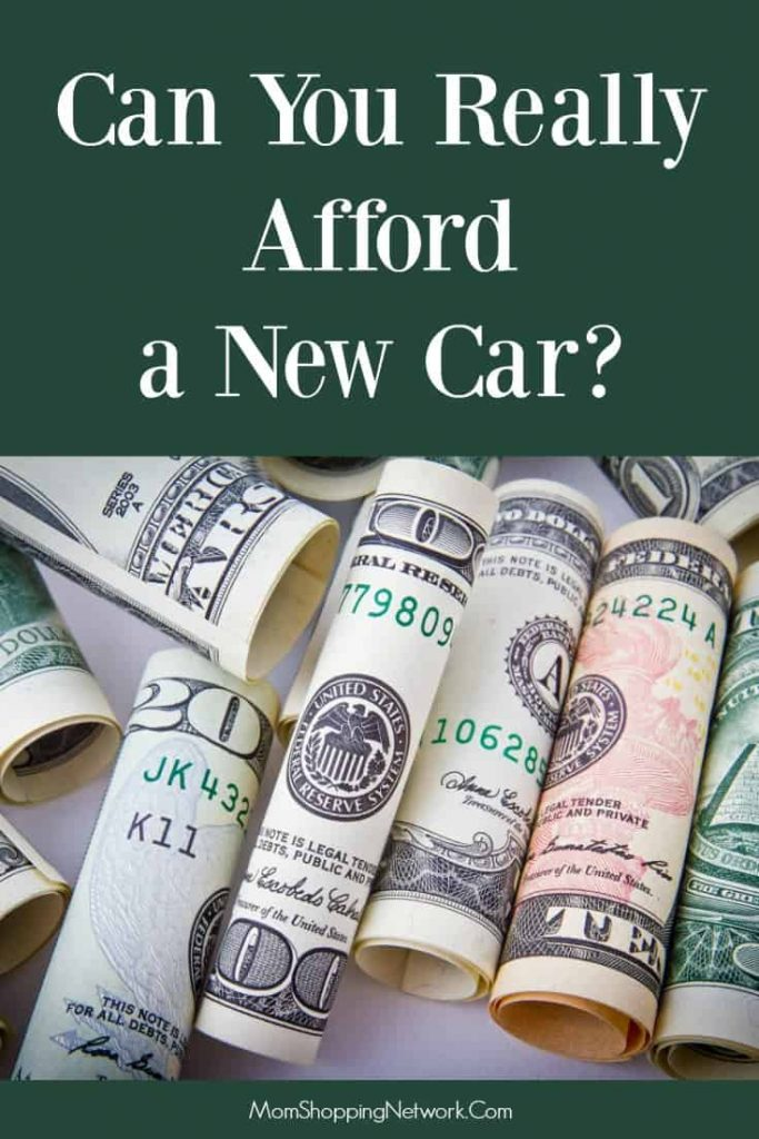 Can You Really Afford a New Car?