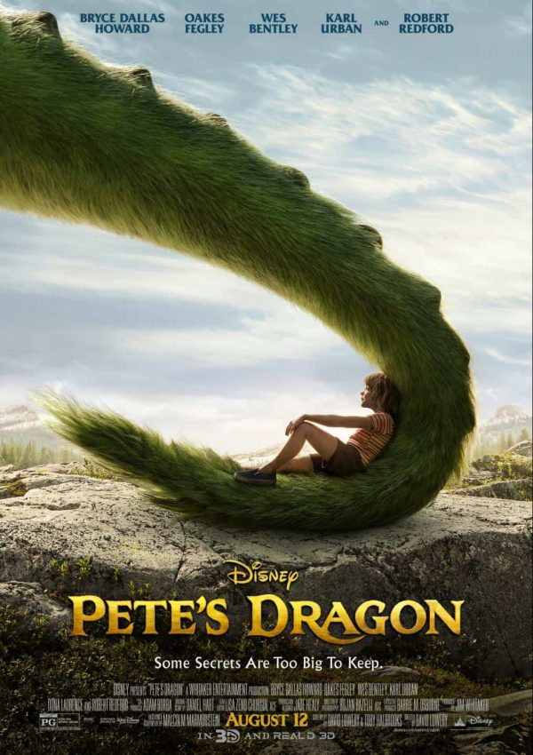 Disney's Pete's Dragon Opens in Theaters Today