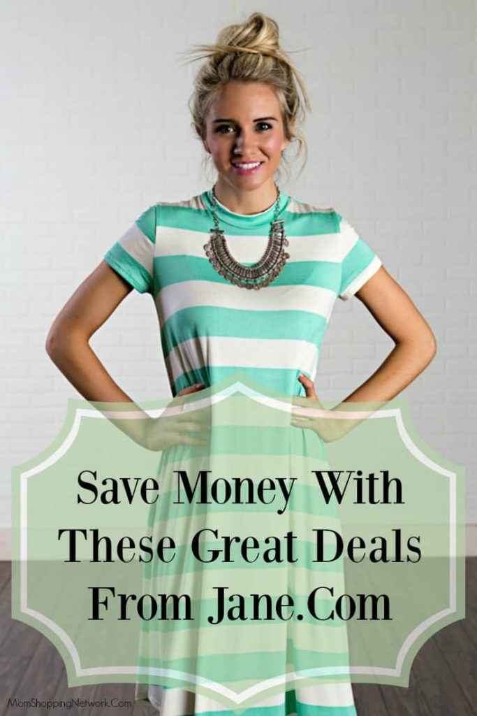 Save Money With These Great Deals From Jane.Com