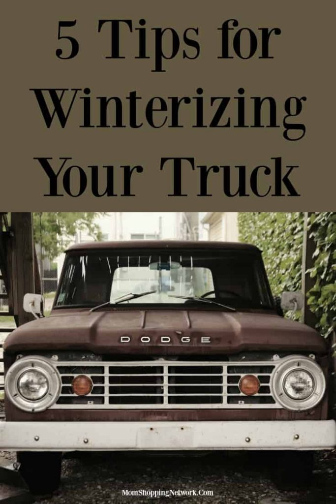 These tips will definitely help you get your truck ready for winter!