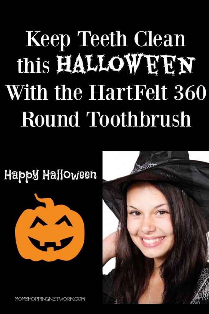 Ever wonder how to keep your kids teeth clean when it's Halloween? I mean, there's so much candy! Good thing I found out about this because it's sure going to help!