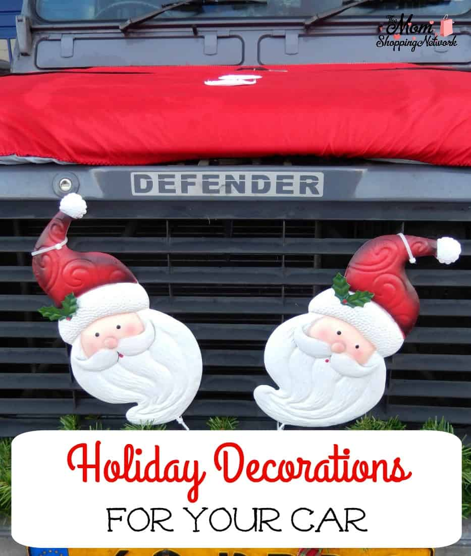 Affordable holiday decorations for your car you 39 ll love for Decor you adore facebook