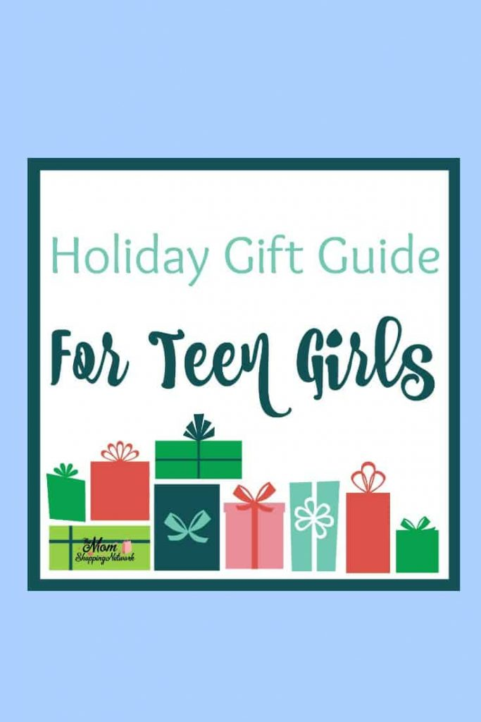 If you're looking for gifts for teen girls then you'll definitely want to check out this holiday gift guide!