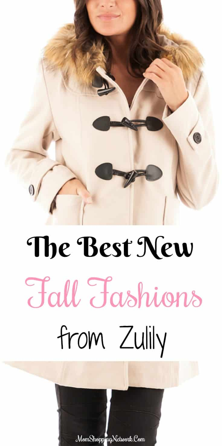 Check Out These New Fall Fashions From Zulily - The Mom ...