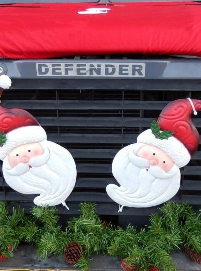 Affordable Holiday Decorations for Your Car You'll Love