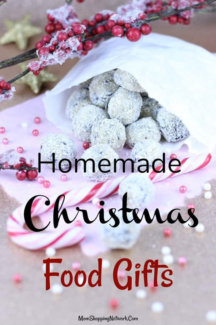 Homemade Christmas Food Gifts are perfect for the upcoming Holiday Season! Christmas|Christmas Food|Christmas Gifts|Homemade Christmas Gifts|Homemade Gifts|Food Gifts|Homemade Christmas Food