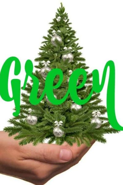 The Best Green Christmas Ideas For This Year