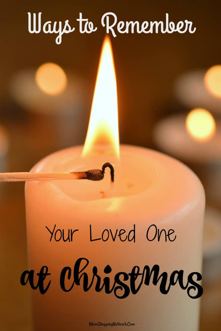 These ways to remember your loved one at Christmas will help get you through the holiday season. Loved one at Christmas|Christmas|Holidays|Holiday season|Christmas Season|Grief