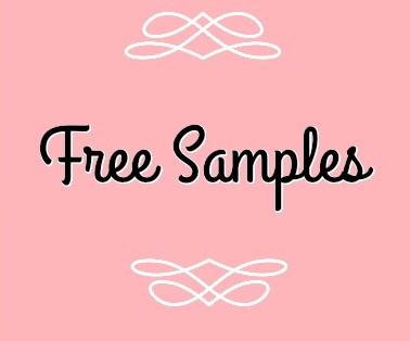 Free Samples- 12/13/16