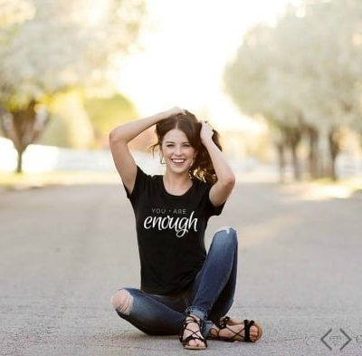 Fashion Friday- Inspirational Graphic T-Shirts from Cents of Style