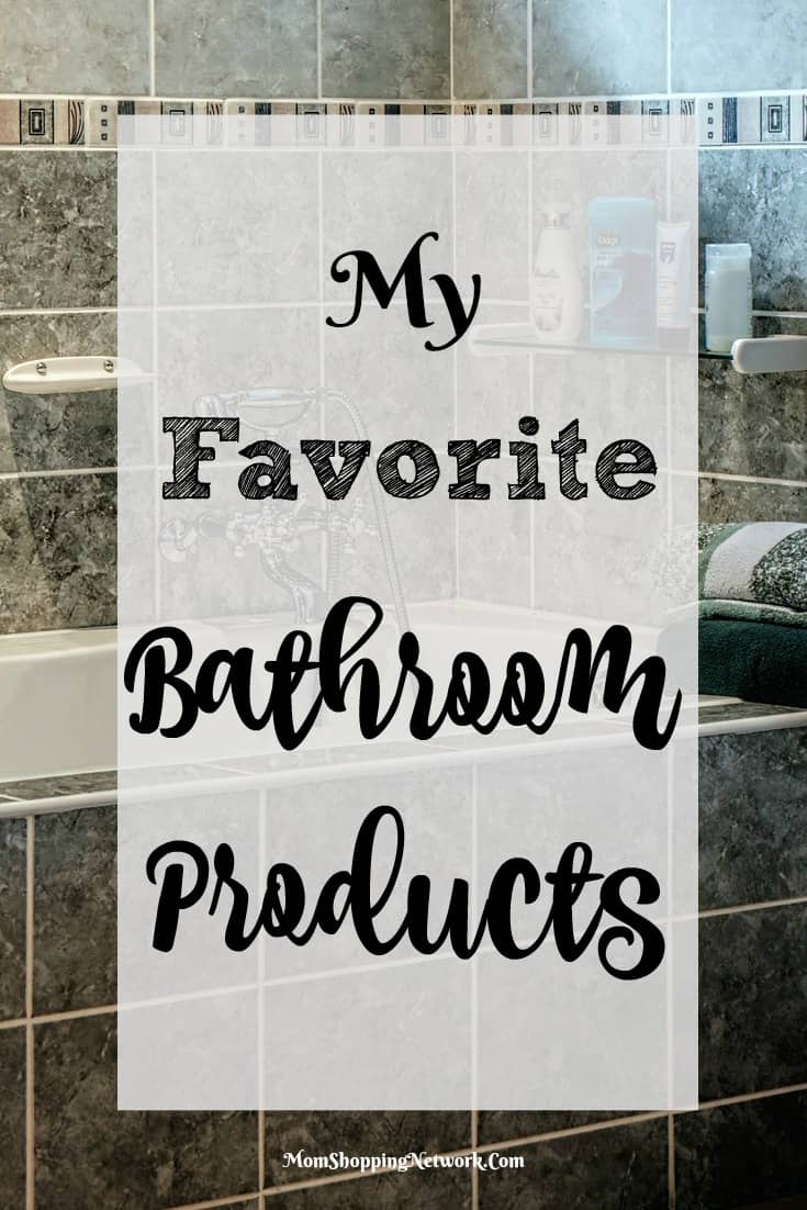 These are definitely my favorite bathroom products, what are yours?