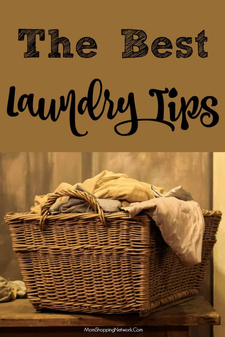 Who knew these laundry tips could be so helpful? So glad I found this!