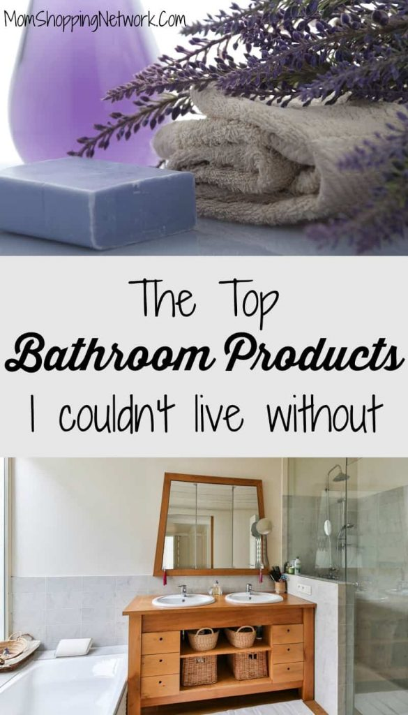 These really are the top bathroom products, some of my favorites here! Bathroom | Bathroom Ideas | Bathroom Products | Bathroom Products Must Have | Bathroom Products List | #bathroom #bathroomideas