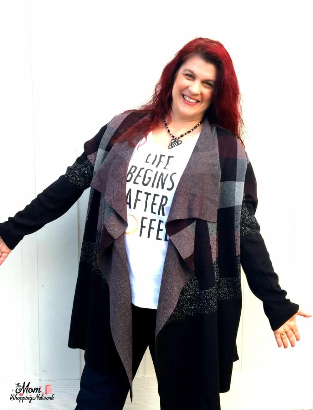 Lane Bryant Plus Size Clothing is the best gift for moms!