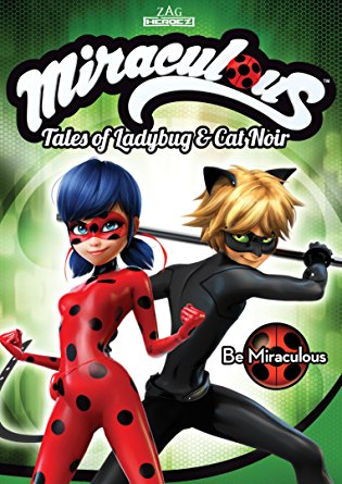 Review- Miraculous: Tales of Ladybug & Cat Noir: Be Miraculous DVD