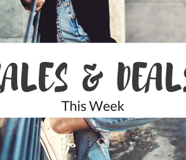 Sales and Deals This Week
