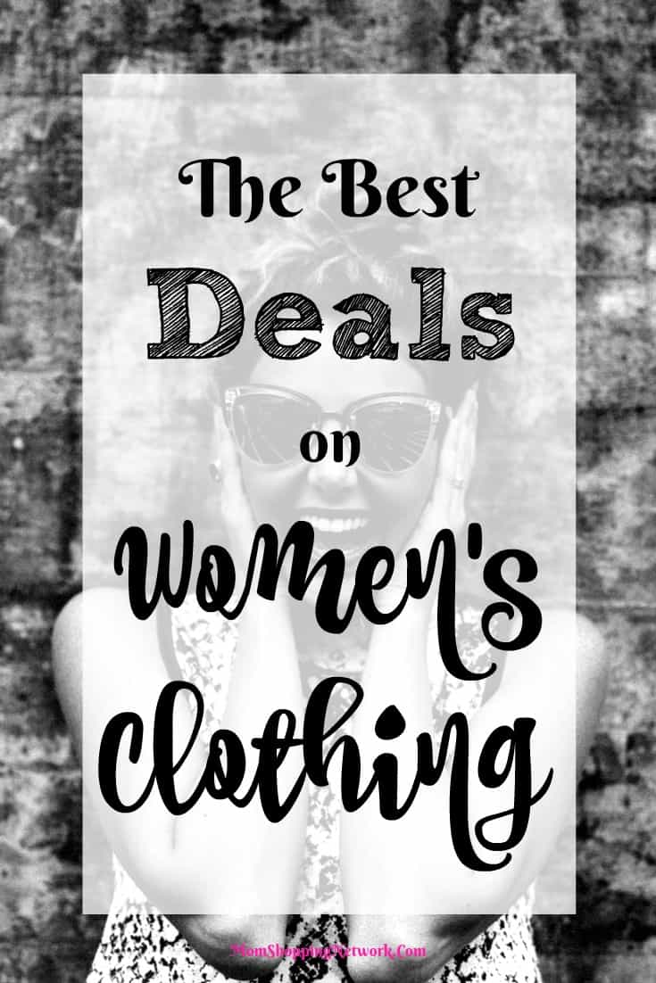 Always looking for places to find the best deals on women's clothing, glad I found this post!