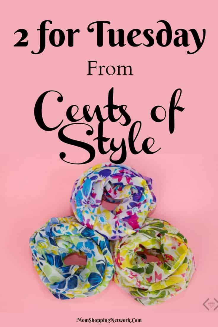 I love these Spring Scarves ! Bring on the sunshine!