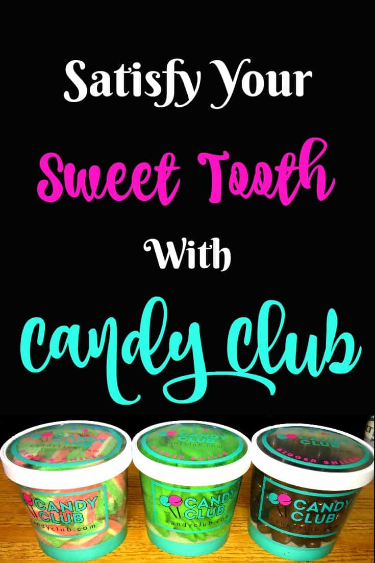 Satisfy Your Sweet Tooth with Candy Club #candy #sweettooth #candyclub #sweets
