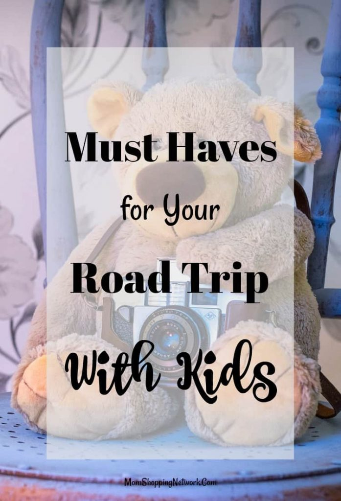 These are the things you definitely need to have on your road trip with kids!