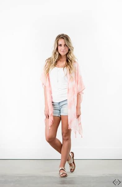 Kimonos are the latest trend in summer fashion! Summer Fashion|Kimono|Cover Up