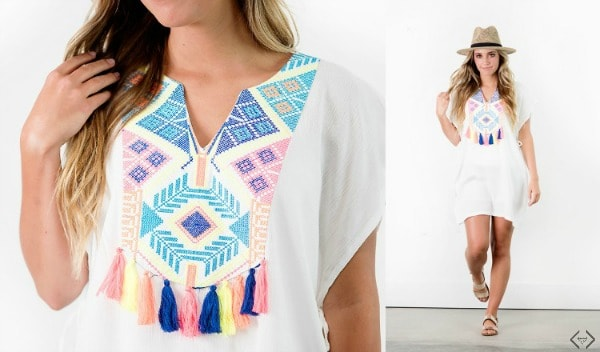 Get this gorgeous Poncho from Cents of Style for under $20 bucks! Poncho|Summer Fashion|50% off Sale