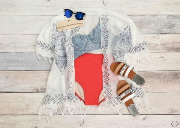 These gorgeous Kimonos are perfect for summer! Summer Fashion|Kimono|Cover up