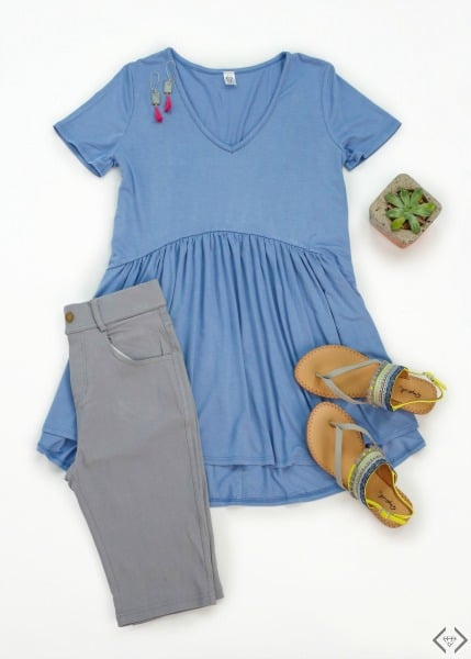 Love this babydoll tunic from Cents of Style, what a great price!