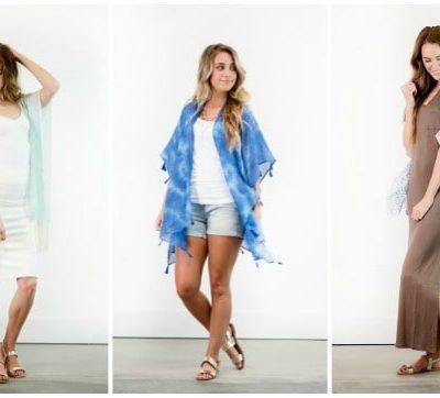 Fashion Friday- Kimonos