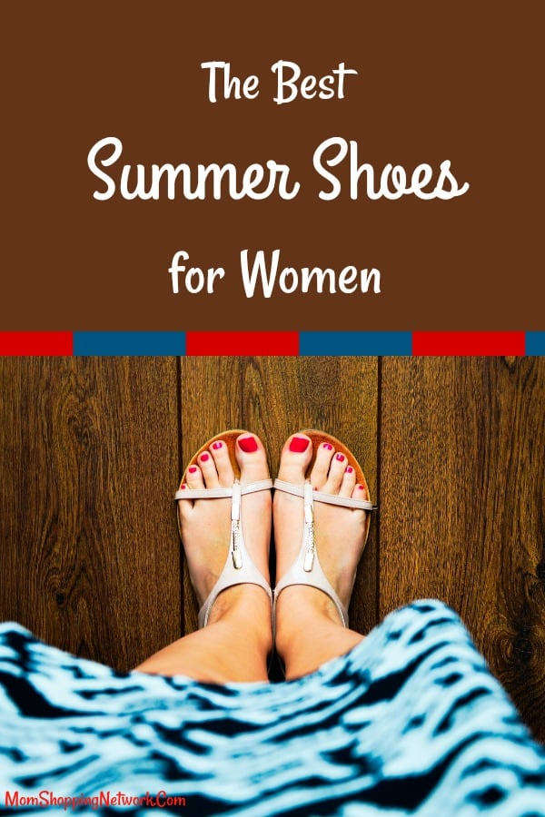 These are the best summer shoes for women I've seen in awhile, now I know where to get new women's shoes! #womenswear #summershoes #shoes #summerstyle