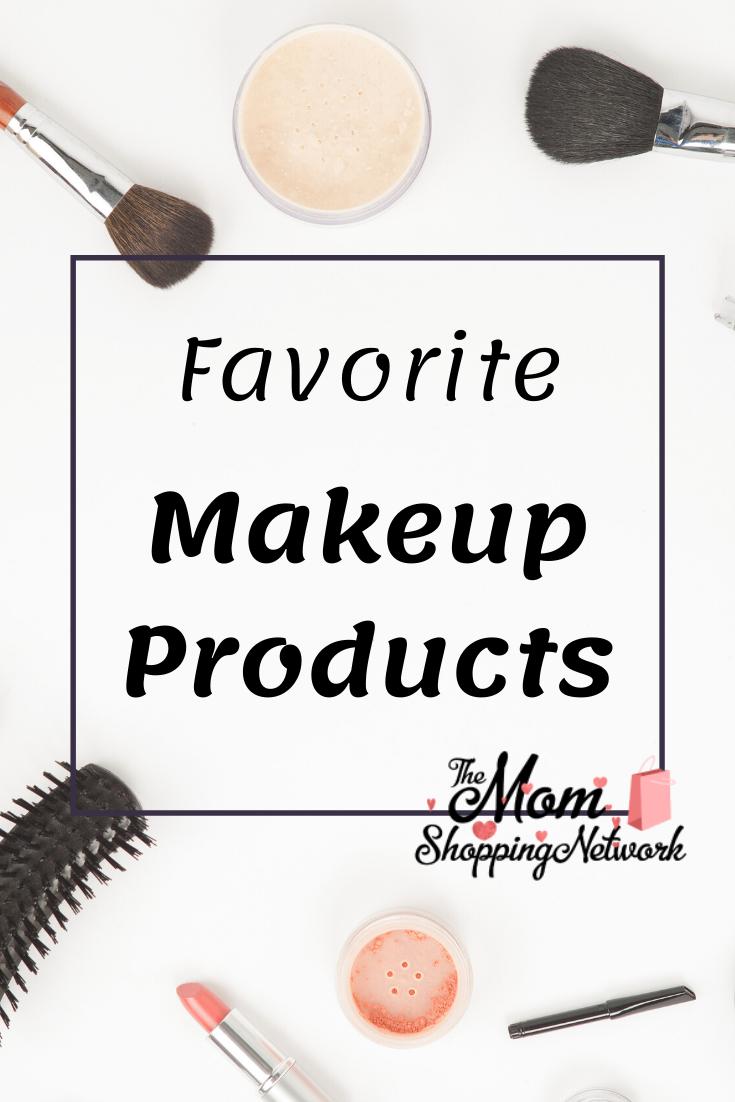 Favorite Makeup Products #makeup #bestmakeup
