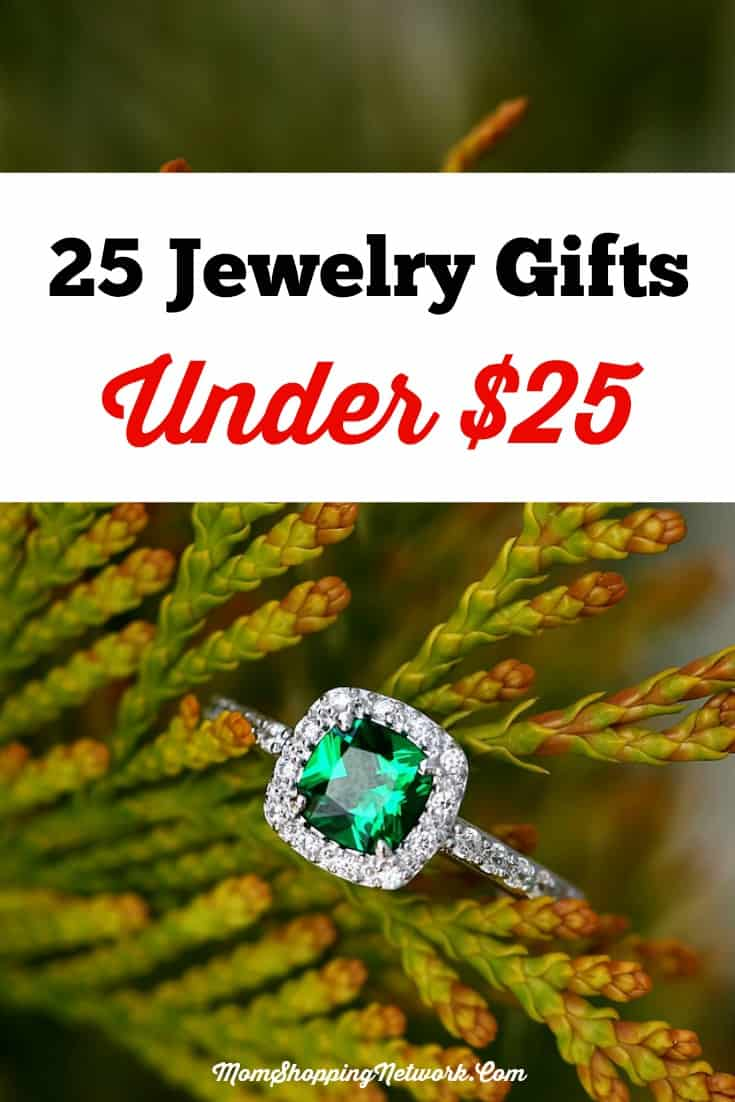 25 Jewelry Gifts Under 25 The Mom Shopping Network