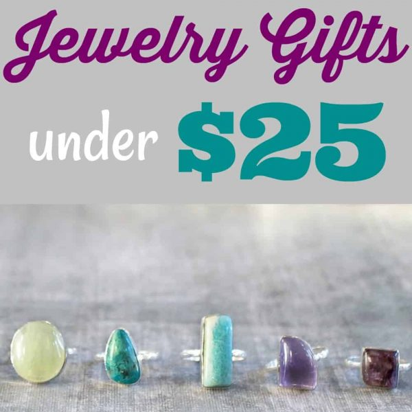 25 Jewelry Gifts Under $25