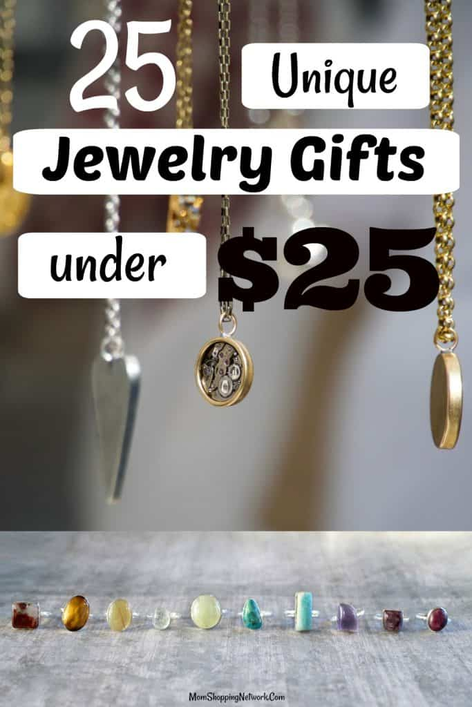 25 Jewelry Gifts Under $25 #jewelrygifts