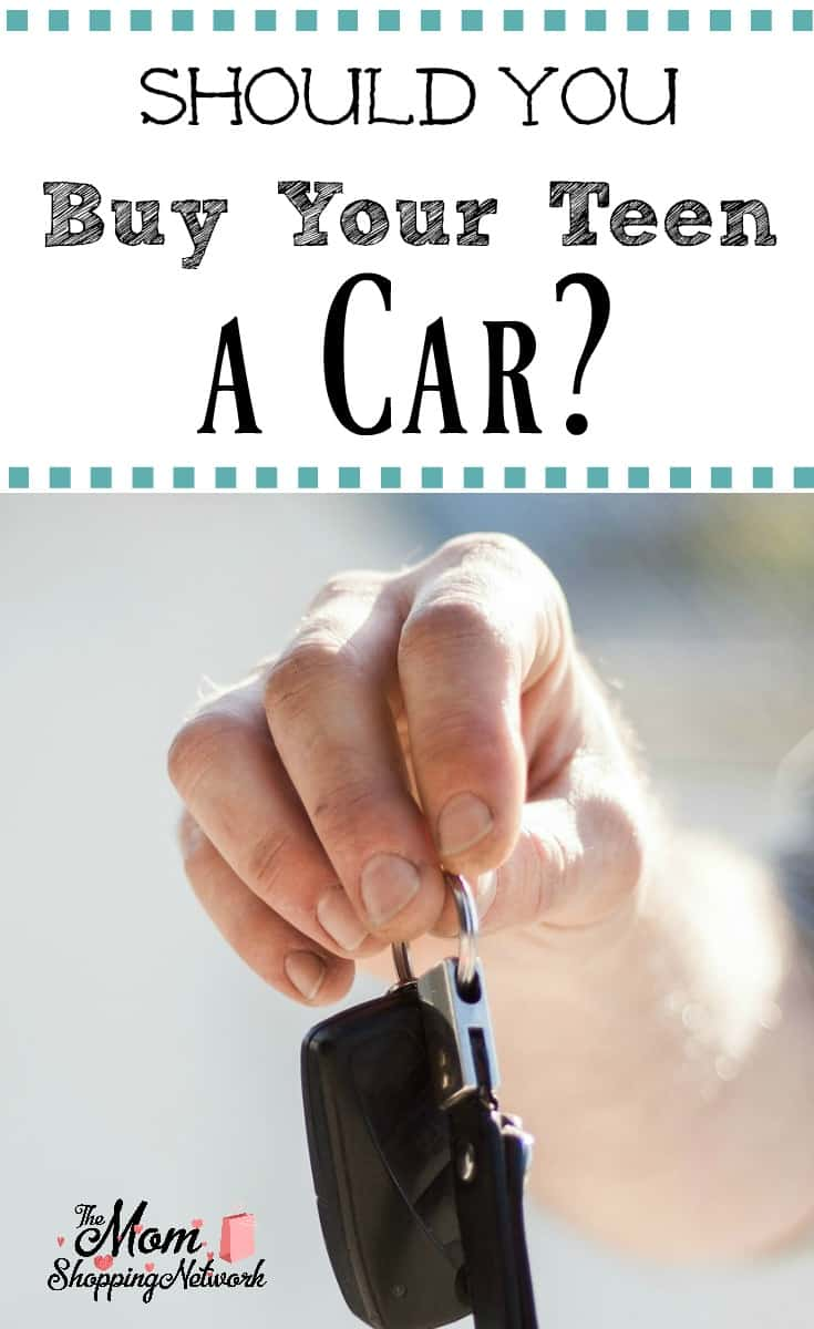 Trying to decide whether or not you should buy a car for your teen? These tips can help! Car shopping|buying a car|buy a car|car shopping for teen|car shopping tips|car shopping ideas|buying a car tips|buying a car used