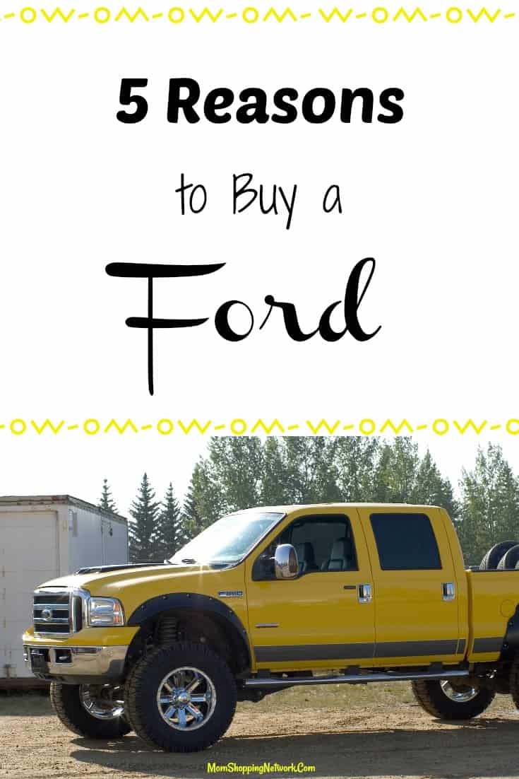Here are 5 Reasons to Buy a Ford that you might not have thought of! Ford|Ford Truck|Buy a Truck|tips for buying a car|tips for buying a truck