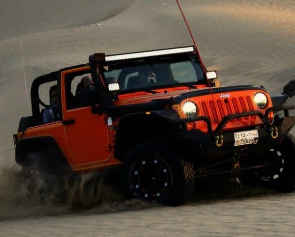 5 Reasons to Choose a Jeep For Your Next Vehicle