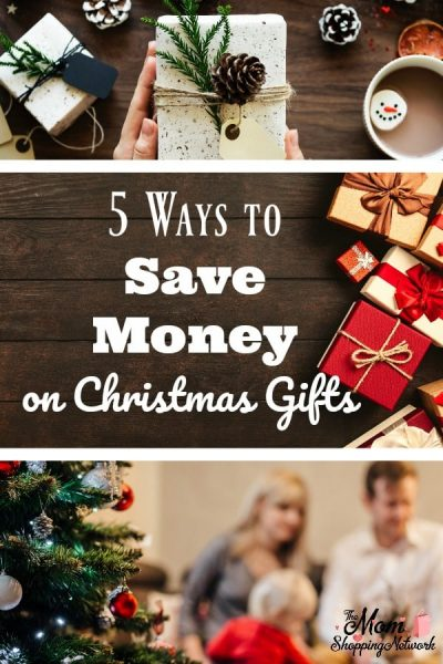 How to Save Money on Christmas Gifts This Year