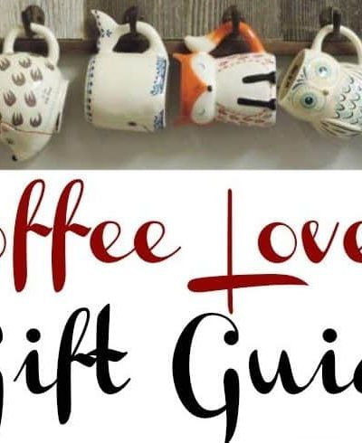 The Ultimate Coffee Lovers Gift Guide