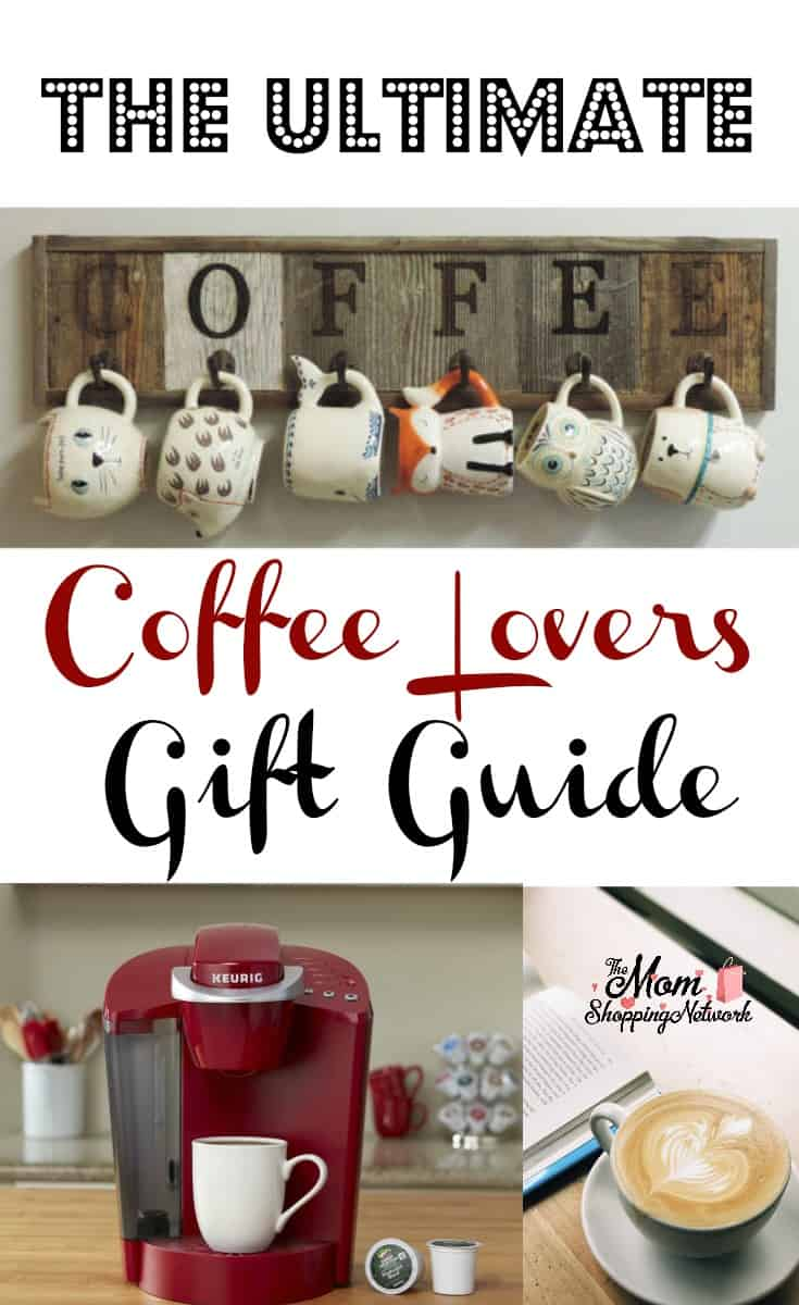 This really is the Ultimate Coffee Lovers Gift Guide, there's something here for everyone! Coffee|Coffee Lovers|Coffee Lovers Gifts|Coffee Lovers Ideas|Coffee Gifts|Coffee Ideas|Coffee Lovers Basket|Coffee Bar|Coffee Basket|Coffee Girl|Coffee Mug|Coffee Cup|Coffee Holidays|Coffee Holiday Gift Basket|Coffee Holiday Gift|Coffee Holiday Gifts