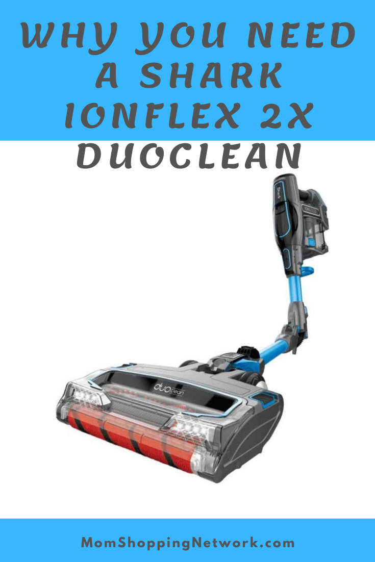 Why You Need A Shark IONFlex 2X DuoClean #vacuum #sharkionflex #sharkvacuum