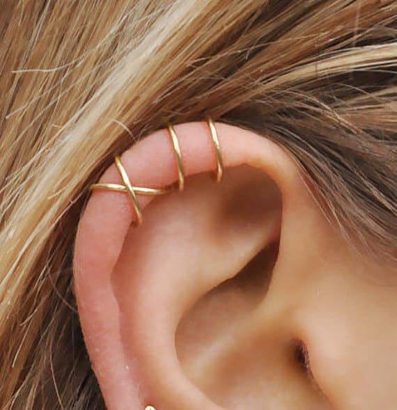Ear Cuffs #earcuffs