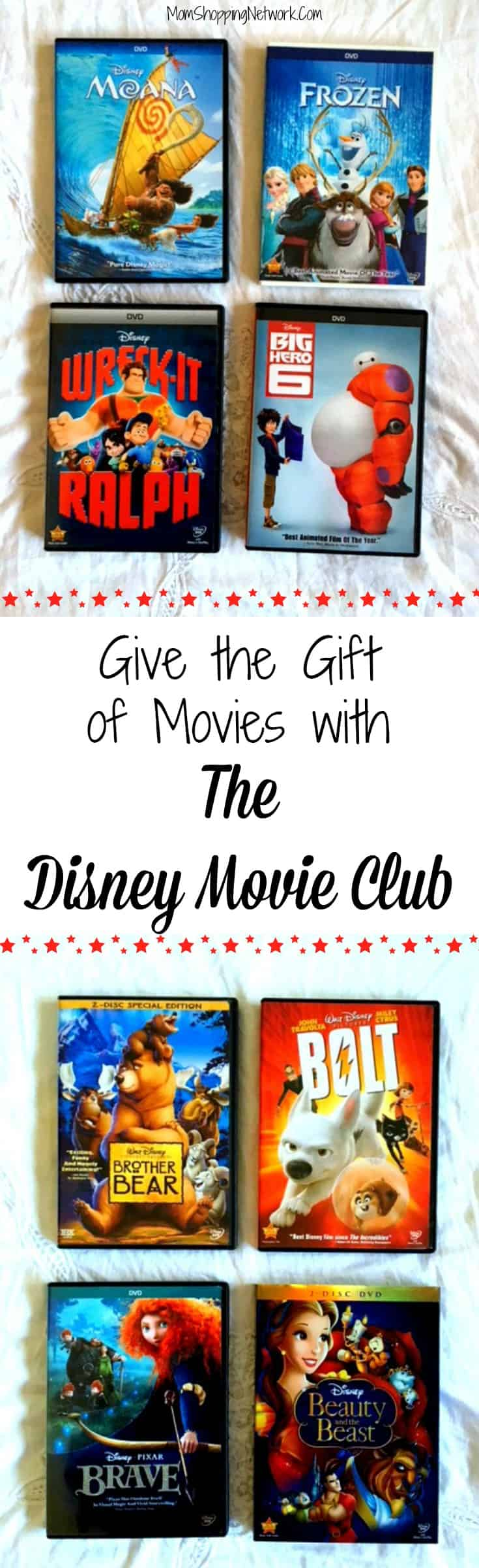 The Disney Movie Club is the perfect gift! Disney|Disney Movie|Disney Movies|Disney Movie Club|Disney Movie List|Gifts|Movies|Movies to Watch|Movie Gift|Movie Gift Ideas|Best Gift Ideas