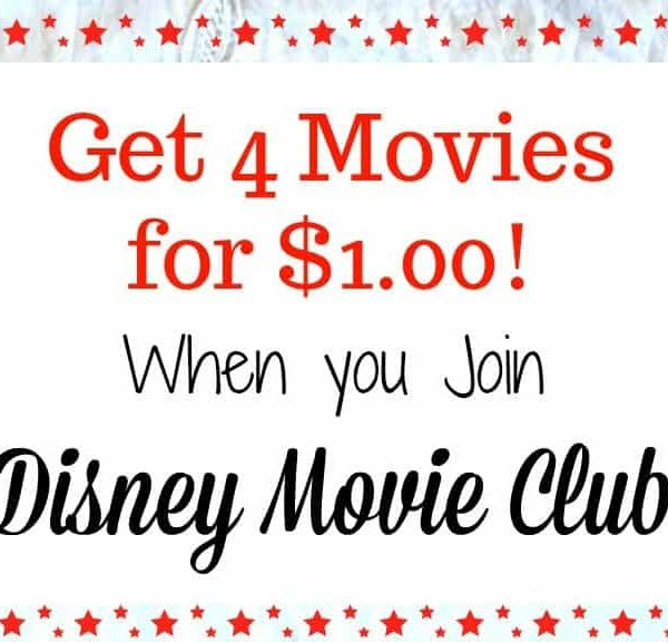 Sign up for Disney Movie Club- The Perfect Gift!