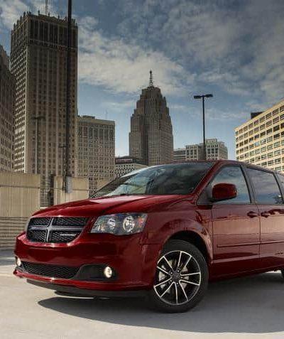 Benefits of the 2017 Dodge Caravan