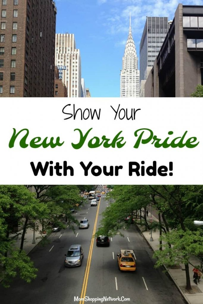 Show Your New York Pride With Your Ride! These are great gift ideas for any true New Yorker! New York | New Yorker | New York Pride | New York Jets | New York Yankees | New York Skyline | The Big Apple